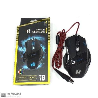 Мышка  HAVIT GAMING USB  Т-6