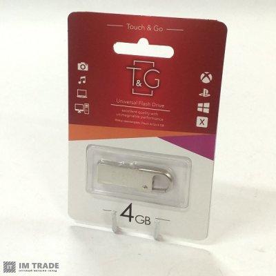 USB Flash Drive 4 Gb TNG 027 Metal