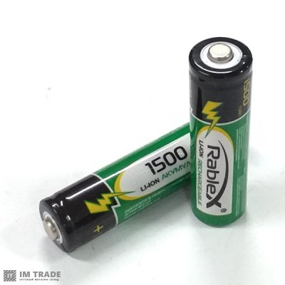 Аккумулятор Rablex Li-Ion 18650 ( 1500mAh)