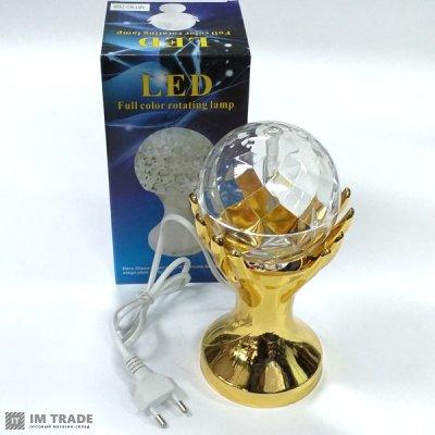 Full color rotating lamp RHD-17 (нічник)