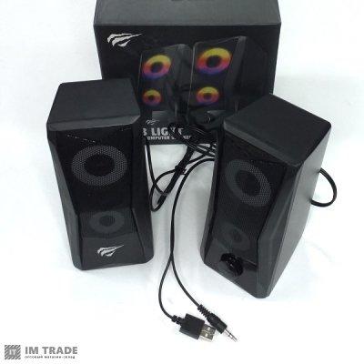 колонки  HAVIT HV-SK700 USB, 2,0 speaker, black