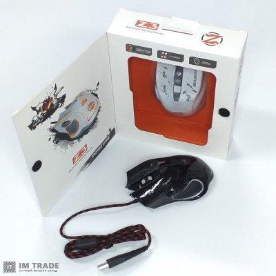 Мышка  GAMING USB ZORNWEE Z3