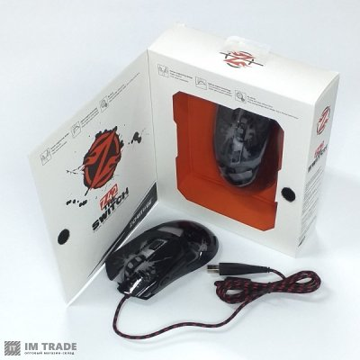 Мышка  GAMING USB ZORNWEE Z42