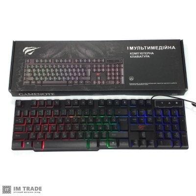 Клавиатура HAVIT HV-KB504L, wired USB
