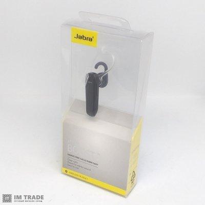 Bluetooth (моно) HOCO  Jabra Boost black