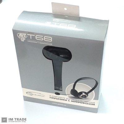 веб камера  Gemix T68 камера+гарнитура
