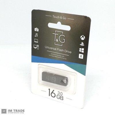 USB Flash Drive 16 Gb TNG 117 Metal series 3,0