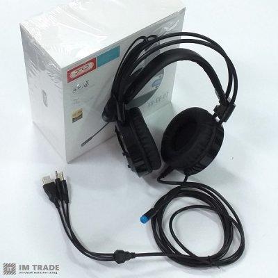 наушники  XO GE-02  BLACK