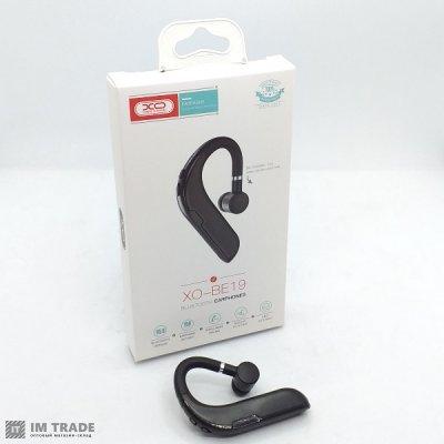 Bluetooth (моно)  XO BE19 black
